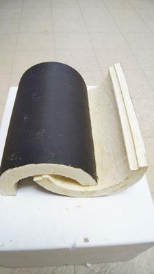 Скорлупа ППУ Комплект для заделки стыков