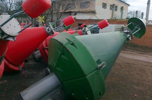 Знаки навигационные плавучие изготовлены с применением гранулы пенопласта ТИС
