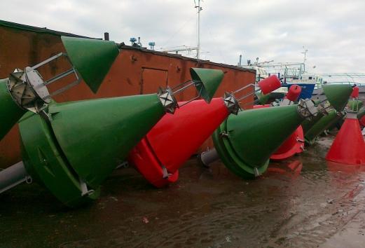 Гранула пенопласта ТИС  для производства водных, речных, морских навигационных буев в качестве непотопляемой загрузки