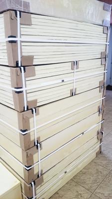 Плиты ППУ ТИС производятся двух марок, марка ТИС 70 и марка ТИС 100.
