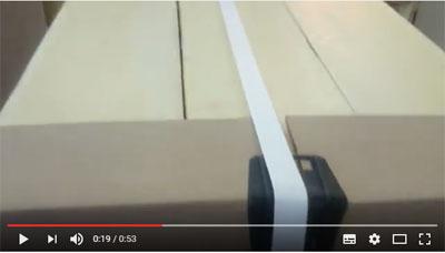 Плита ППУ ТИС 1200мм*600мм*100мм