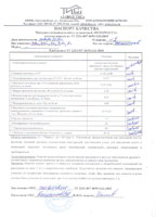 Жидкий пенопласт Penomassa разрешительная документация