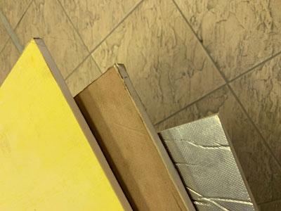 Плита ППУ ТИС – это особо прочная теплоизоляционная плита из жесткого пенополиуретана