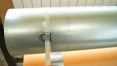 Скорлупа ППУ пряжка для ленты 16мм