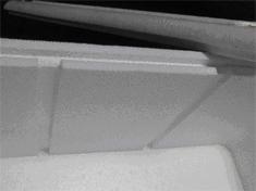 термоконтейнер пенопластовый
