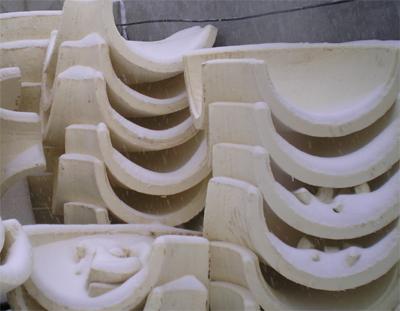 Отвод ППУ служит для тепловой изоляции на изогнутых участках трубопроводов